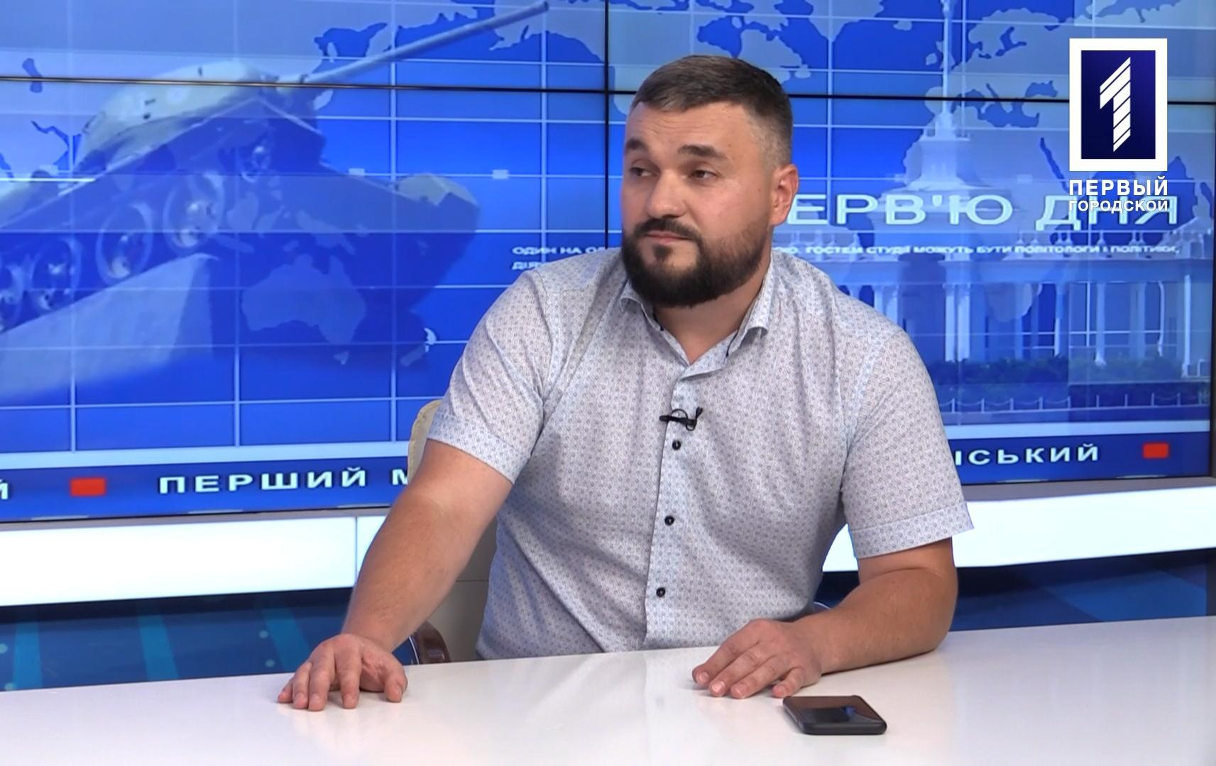 Інтерв'ю дня: Сергій Ільїн - рієлтор, директор агентства нерухомості