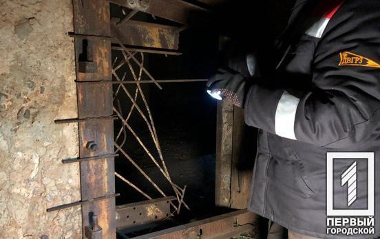 В Кривом Роге два экстремала сорвались в вентиляционный ствол заброшенной шахты