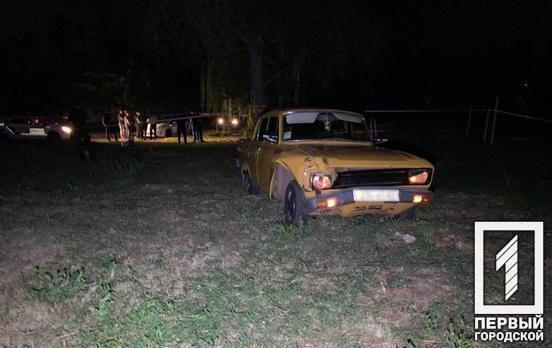 Стрельба по колёсам и таран: ночью в Кривом Роге водитель на «Москвиче» устроил погоню с патрульными