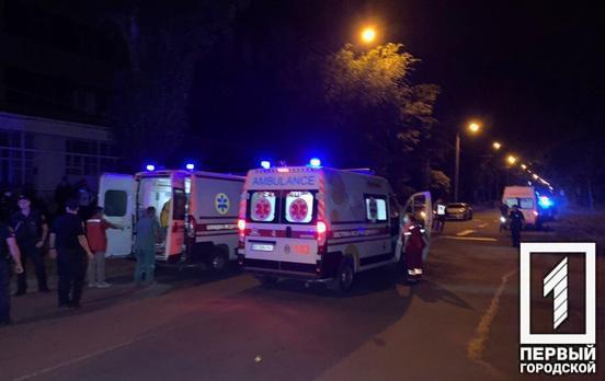 Во время ночной драки в Кривом Роге погиб мужчина