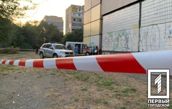 В Кривом Роге школьница разбилась, выпав из окна